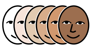 Change Skin Tones of Widgit Symbols