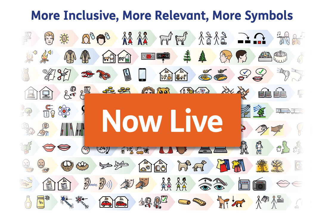 Widgit Symbol Update 2021: Now Live