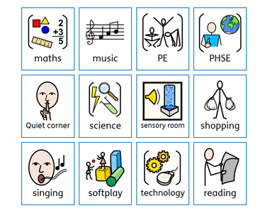 Symbol Flashcards