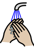 Washing Your Hands Information Sheet