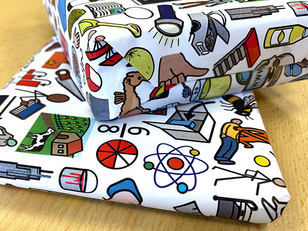 Wrapping/Colouring Paper