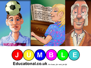 Jumble Story Pack